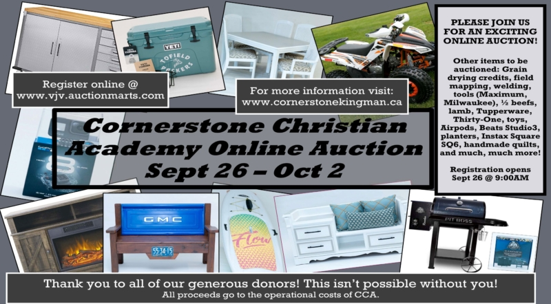 Auction Promo